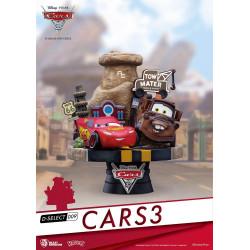 Cars 3 Diorama PVC D-Select...