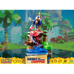 Sonic the Hedgehog Diorama...