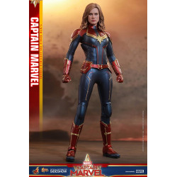 Captain Marvel Figura Movie...