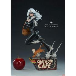 Marvel Estatua Black Cat 41 cm