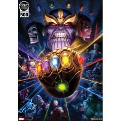 Marvel Litografia Thanos &...