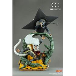 Naruto Estatua 1/6Sandaime...