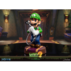 Luigi's Mansion 3 Estatua...