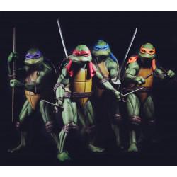 Tortugas Ninja Pack 4...