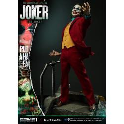 The Joker Estatua Museum...