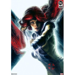 Marvel Litografia Jean Grey...