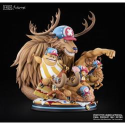 One Piece  Estatua 1/7 Tony...