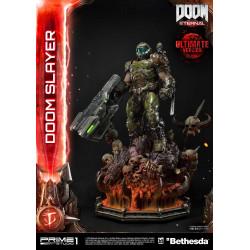 Doom Eternal Estatua Doom...