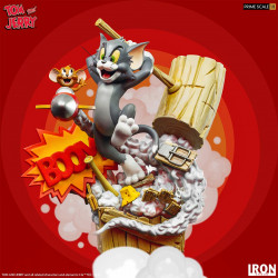 Tom & Jerry Estatua Legacy...