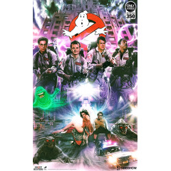 Ghostbusters Litografia...