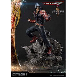 Tekken 7 Estatua 1/4 Jin...
