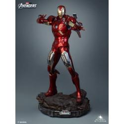 The Avengers Estatua 1:2...