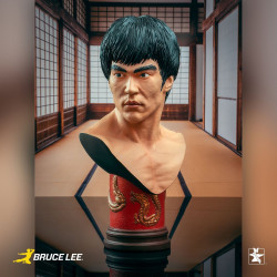 Bruce Lee Legends in 3D...