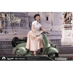 Vacaciones en Roma Estatua...