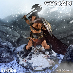 Conan The Cimmerian Estatua...