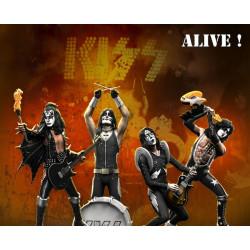 Rock Iconz: KISS: Alive - 4...