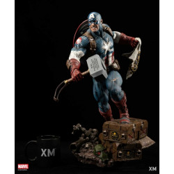 Marvel Estatua 1/4 Premium...