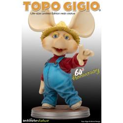 Topo Gigio Estatua 1/1 Life...