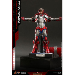 Iron Man 2 Figura Movie...