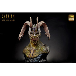 Draxian Busto tamaño real...