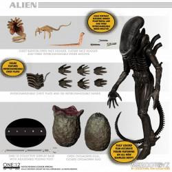 Alien Figura 1/12 Alien 18 cm
