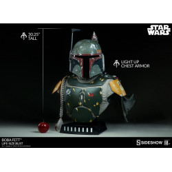 Star Wars Busto 1/1 Boba...